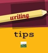 consejos para escribir; writing tips